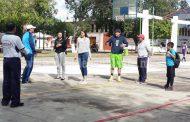 Integrantes de la Liga D.I.A. de Basquetbol recibieron clínica de arbitraje