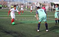 Continua con buen ritmo el Torneo de Copa Empresarial en Fut 7