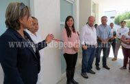 Noemí Ramírez abrió lactario para trabajadoras de agroindustria