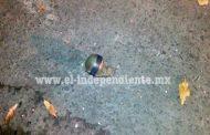 Policías encuentran una granada en las calles de Zamora