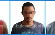 Captura PGJE a 4 relacionados en el hallazgo de dos cabezas humanas ocurrido en Jiquilpan