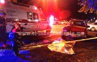 Reyense muere en accidente de motocicleta