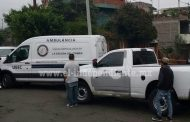 Con armas largas privan de la vida a un joven en domicilio de Jiquilpan