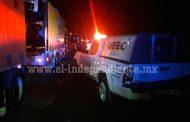 Se enfrentan civiles armados contra Policía Michoacán en Zamora; un agresor muerto y otro lesionado