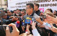 Zamora, de las 4 ciudades Prioritarias en seguridad: SSP