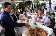 Fortaleceremos la Cocina Tradicional de Michoacán: Silvano Aureoles