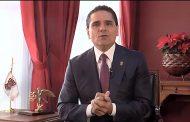 Mensaje del gobernador Silvano Aureoles por navidad y año nuevo