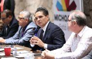 Será 2017 el año para la consolidación: Silvano Aureoles