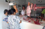 A la alza el kilo de carne en tablajerías locales