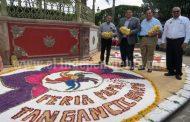 Tangancícuaro recibe distinción como productor principal de papa