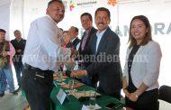 ICATMI plantel Zamora celebró su XX aniversario