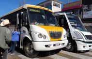 Ante quejas por ser  un servicio malo, transportistas se capacitan