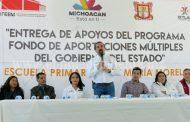 Más 4 millones en infraestructura educativa para Ixtlán