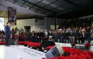 Llama Silvano Aureoles a sumar esfuerzos en gestión para fortalecer a municipios