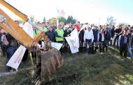 Arranca Gobernador construcción de ciclopista Morelia- Pátzcuaro