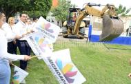 Inician Gobernador y Comité Ciudadano obras con 14 mdp en Tepalcatepec