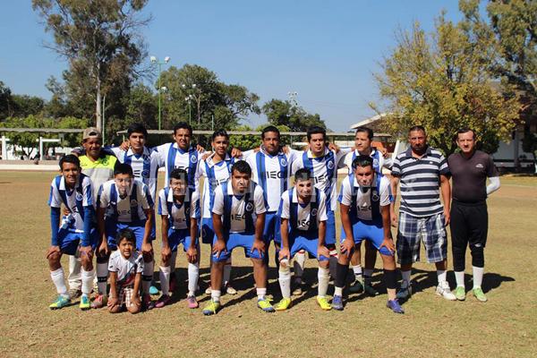 Villanos Olimpia castigó al Deportivo San Antonio