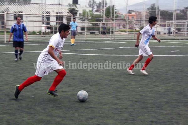 Deportivo Vázquez le ganó a Mobil en juego intenso