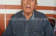 Autoridades rendirán homenaje en vida al ex – corredor  José Guzmán Ceja