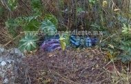 Encobijado y en estado de putrefacción encuentran cadáver de velador en Zamora