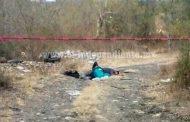 Abandonan dos hombres asesinados en brecha de La Estanzuela