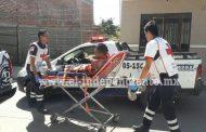 Balacera en la Salinas de Gortari deja un hombre lesionado