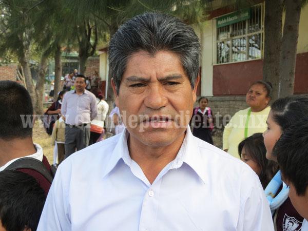 Rubén Cabrera, alcalde de Jacona, anuncia su incorporación al PAN
