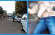 Dos muertos y un herido deja balacera en Sahuayo