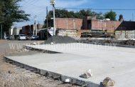 Continúan proyecto para corregir trazo del Circuito Vial Galeana