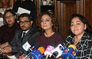 Presenta Secoem denuncias penales por probable malversación de recursos públicos