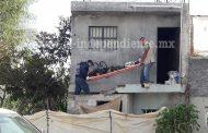 Encuentran cadáver baleado en un domicilio de la colonia Lindavista de Zamora