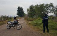 Campesinos encuentran a un hombre asesinado en canal de Riego de Zamora