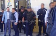Refuerza Policía Michoacán operativos Ixtlán de los Hervores