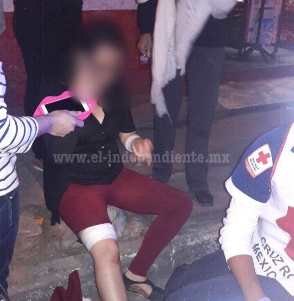 Malandrin despoja de sus pertenencias a una joven y la deja lesionada en Zamora