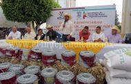 Administración municipal cuida necesidades del sector ganadero