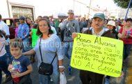Siguen las protestas en Zamora