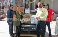 Con programa FAMI, alcalde respalda a migrantes en retorno