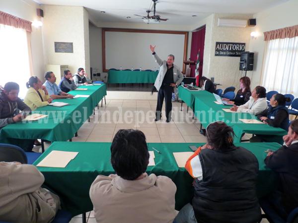 Michoacán tiene una verdadera política  en materia de cultura de agua