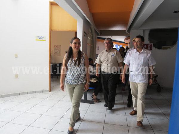 Noemí Ramírez logró etiquetar 3 mdp anuales para CRI PROMOTON