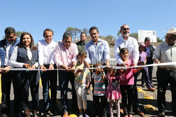 Inaugura Gobernador obra histórica para Villamar por casi 23 mdp