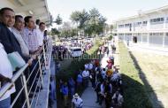 Avanza transformación de Zitácuaro; inaugura Gobernador obras por casi 100 mdp