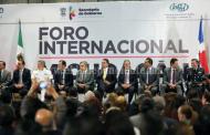 No a negociaciones de rodillas con Estados Unidos: Silvano Aureoles