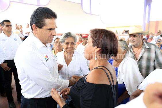 Presentará Gobernador Silvano Aureoles programa para fortalecer la economía familiar