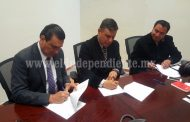 Tec Zamora y PRODECON firman convenio multisectorial