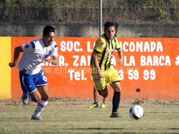 Real Zamora cayó ante Cruz Azul Hidalgo por dos goles a uno