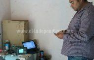 SAPAT instaló equipo de telemetría en manantial de Cupátziro