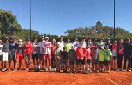 Realizaron Torneo Interclubes Infantil de tenis en el club campestre de Zamora