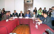 Comisiones Unidas aprueban reestructura de la deuda pública