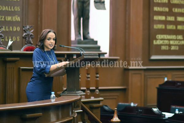 Propone Andrea Villanueva ciudadanizar Auditoría Superior de Michoacán