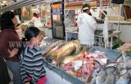 Alza en precios de mariscos a partir de semana entrante